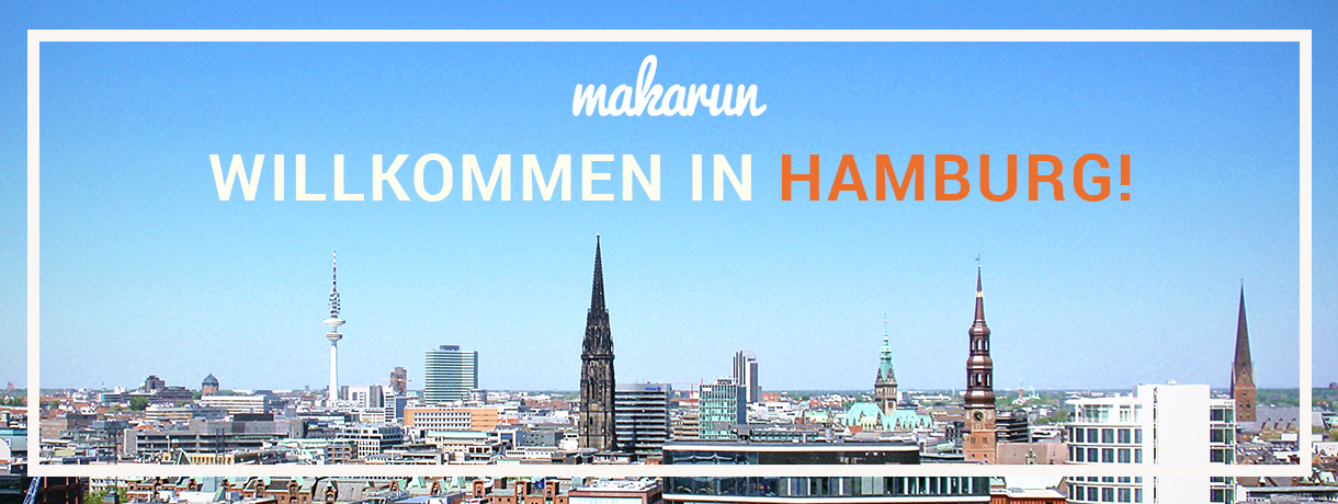 Willkommen in Hamburg!